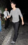 Taylor Swift And Taylor Lautner Out For Dinner At Benihana