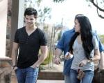 Taylor Lautner, Sara Hicks