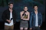Robert Pattinson,Kirsten Stewart,Taylor Lautner