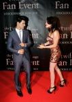 Taylor Lautner & Kristen Stewart pΠHovet.Foto: Henry Lundholm 10.06.21.