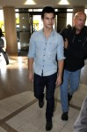 Lautner clears security KrumkPMpcknl